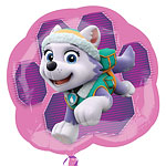 "Pink Paw Patrol Supershape Balloon - 27"" Foil"