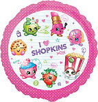 "Shopkins Balloon - 18"" Foil"