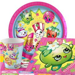 Shopkins Party Pack - Value Pack for 8