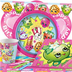 Shopkins Party Pack - Deluxe for 8