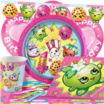 Shopkins Party Pack - Deluxe Pack for 8