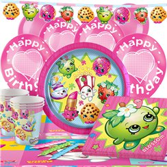Shopkins Party Pack - Deluxe for 16