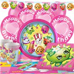 Shopkins Party Pack - Deluxe Pack for 16