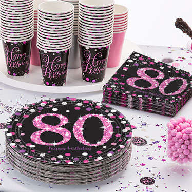 80th birthday party themes ideas party supplies for 80th birthday decoration