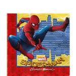 Spider-Man Homecoming - 2ply Paper Napkins 33cm