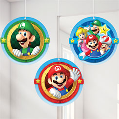 Super Mario Honeycomb Balls