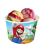 Super Mario Treat Cups