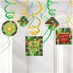TNT Party Hanging Decorations