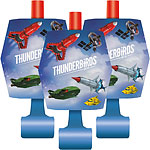 Thunderbirds Noisemaker Blowouts
