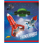 Thunderbirds Party Bags - Plastic Loot Bags