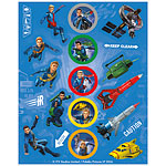 Thunderbirds Stickers
