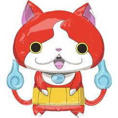 Yo-Kai Watch SuperShape Balloon