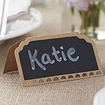 A Vintage Affair - Chalkboard Place Cards