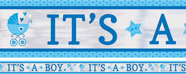 Baby Shower Banners | Party Delights