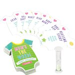 Baby Shower 'Mum's The Word' Game