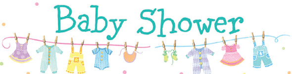 Baby clothes party supplies ideal for any baby shower this range is