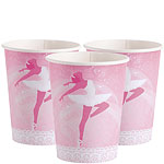 Ballerina Cups - Paper Party Cups