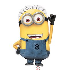 "Minions Balloon - 26"" Supershape"