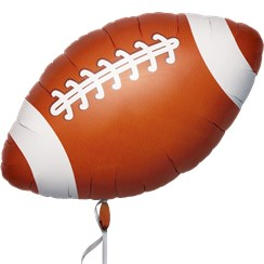 "American Football Balloon - 21"" Foil"