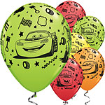 Disney Cars Balloons - 11'' Latex