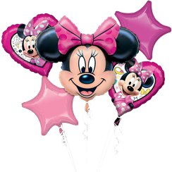Minnie Mouse Bouquet Balloon
