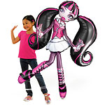 Monster High Airwalker Balloon - 65'' Foil