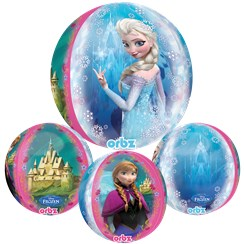 "Disney Frozen Orbz Balloon - 16""-18"" Foil"