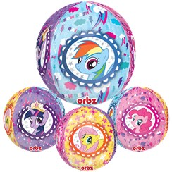 "My Little Pony Orbz Balloon - 16""-18"" Foil"