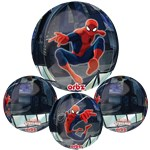 "Spider-Man Orbz Balloon - 16""-18"" Foil"