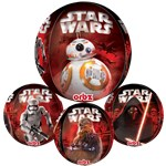 "Star Wars The Force Awakens Orbz Balloon - 16""-18"" Foil"