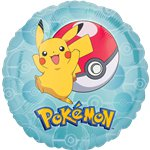 "Pokemon Balloon - 18"" Foil"