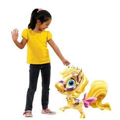 "Rapunzel's Pony Blondie Balloon - 29"" Foil"