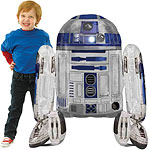 Star Wars R2-D2 Airwalker Balloon - 38''