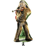 Star Wars Chewbacca Supershape Balloon - 38'' Foil