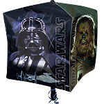 Star Wars Cubez Balloon - 24'' Foil