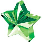 Green Star Balloon Weight - 168g