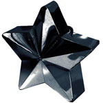 Black Star Balloon Weight - 168g