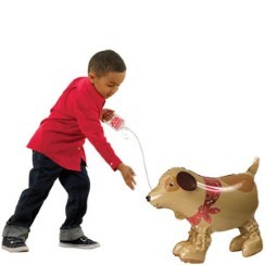 "Dog Airwalker Balloon - 24"" Foil"