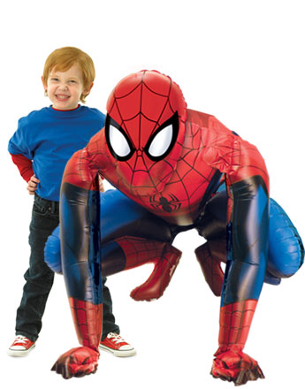 "Spider-Man Airwalker Balloon - 36"" Foil"