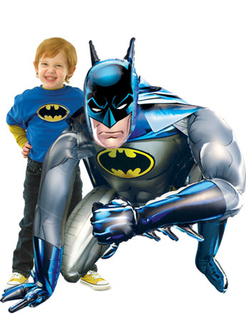 "Batman Airwalker Balloon - 44"" Foil"