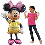 Minnie Mouse Airwalker Balloon - 54
