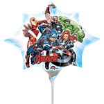 Avengers Mini Shape Balloon - 10""