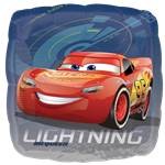 Cars Lightening McQueen Foil Balloon - 18""