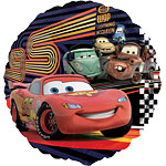 Disney Cars 2 McQueen & Group Balloon - 18