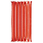 "Red Full Decorator Panel Balloon - 42"" Foil"