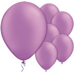 Neon Violet Balloons - 11'' Latex