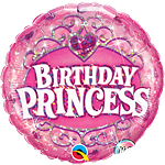 18'' Birthday Princess