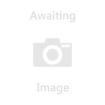 18'' Just Married Ivory & Gold