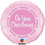 18'' On Your Christening Girl