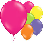 Multicoloured Balloons Assortment - 11